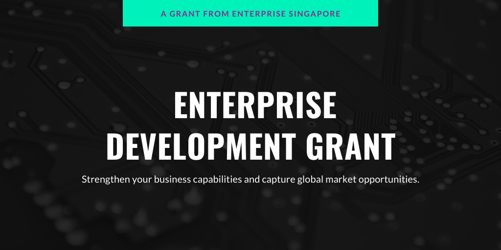 Enterprise Development Grant‎ Singapore
